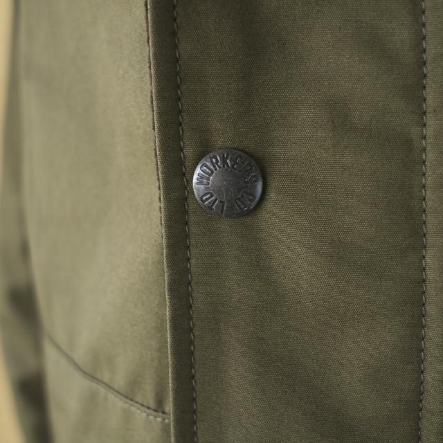 WORKERS ワーカーズ  (MEN'S) Mountain Jacket マウンテンジャケット