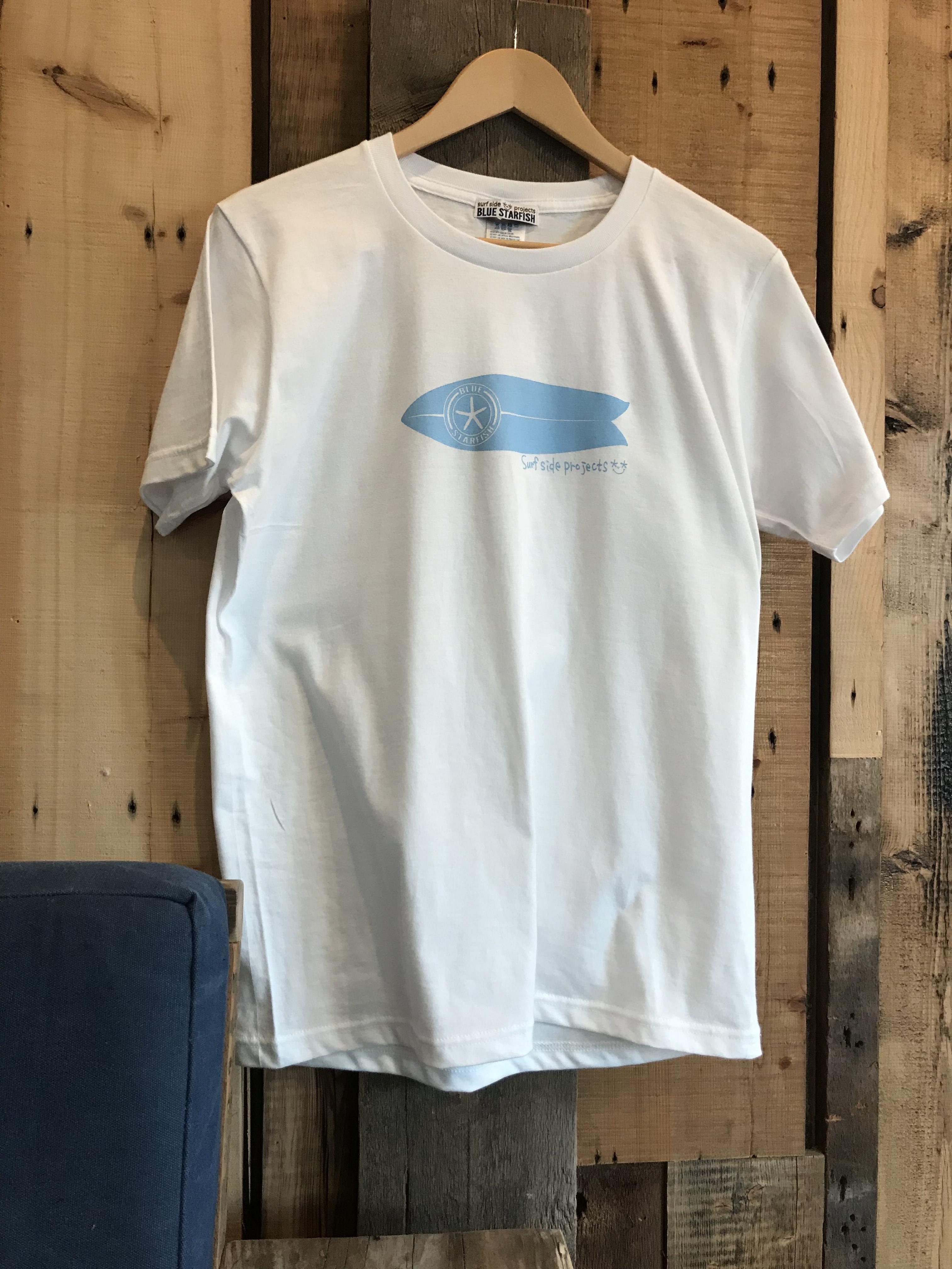 フィッシュボードTシャツ