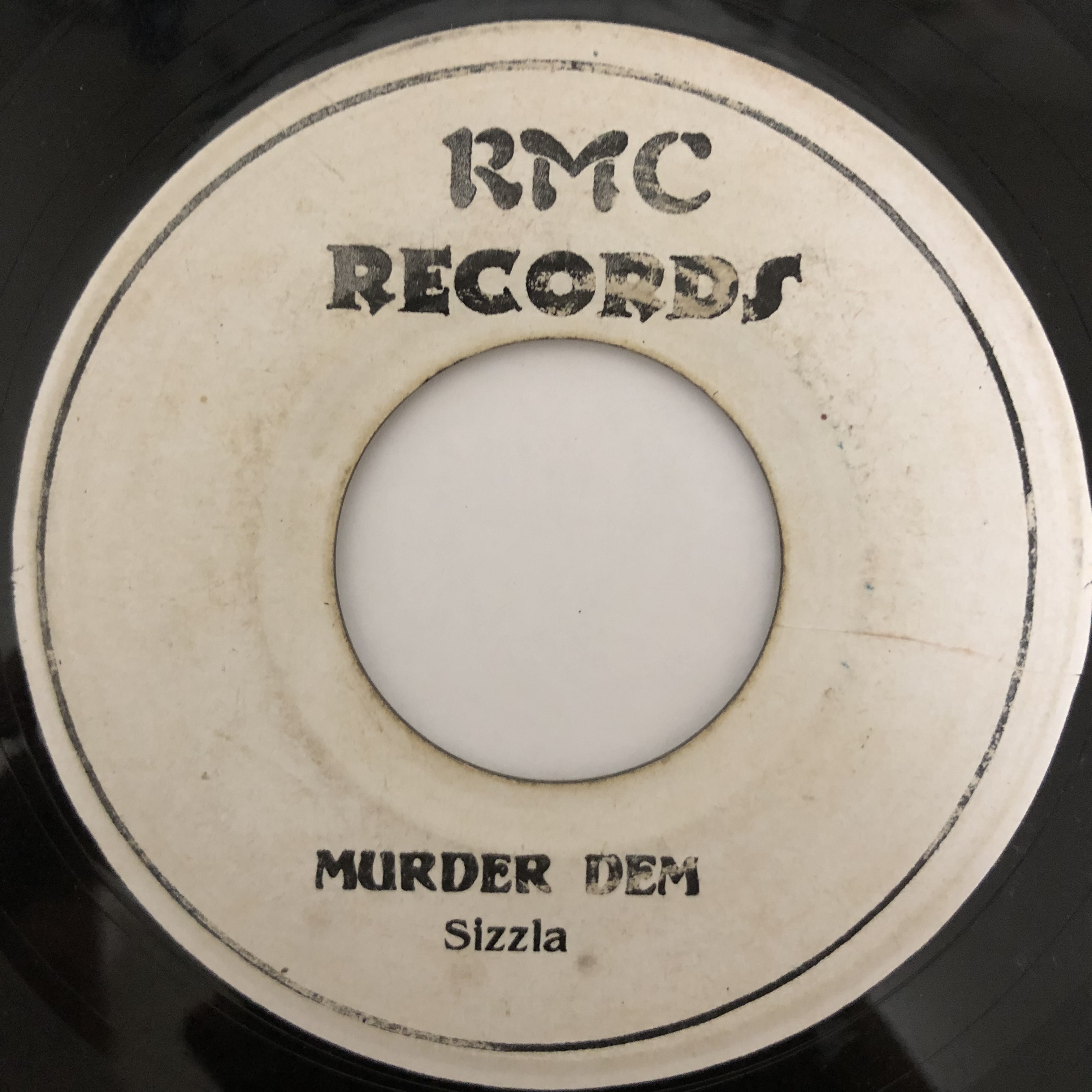 Sizzla - Murder Dem【7-20448】