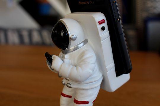 スマホスタンド Astronauts