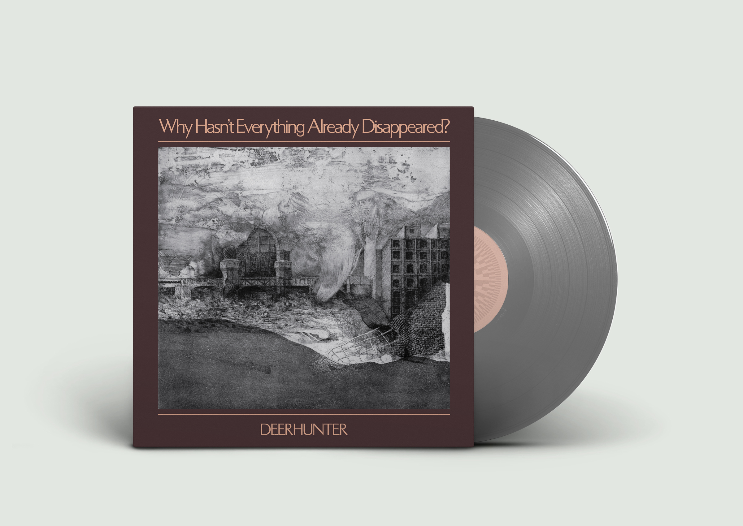 Deerhunter / Why Hasn't Everything Already Disappeared?(LP)