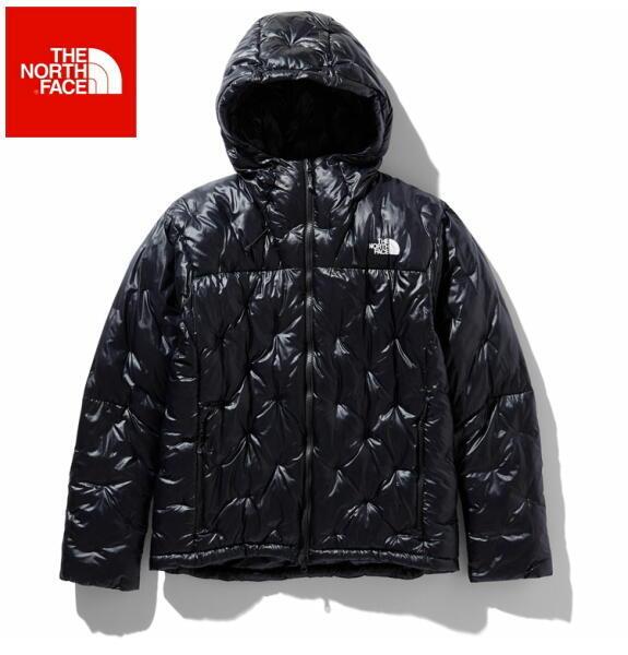 ノースフェイス 中綿 ジャケット ポラリスインサレーテッドフーディ THE NORTH FACE Polaris Insulated Hoodie NY81902 ブラック