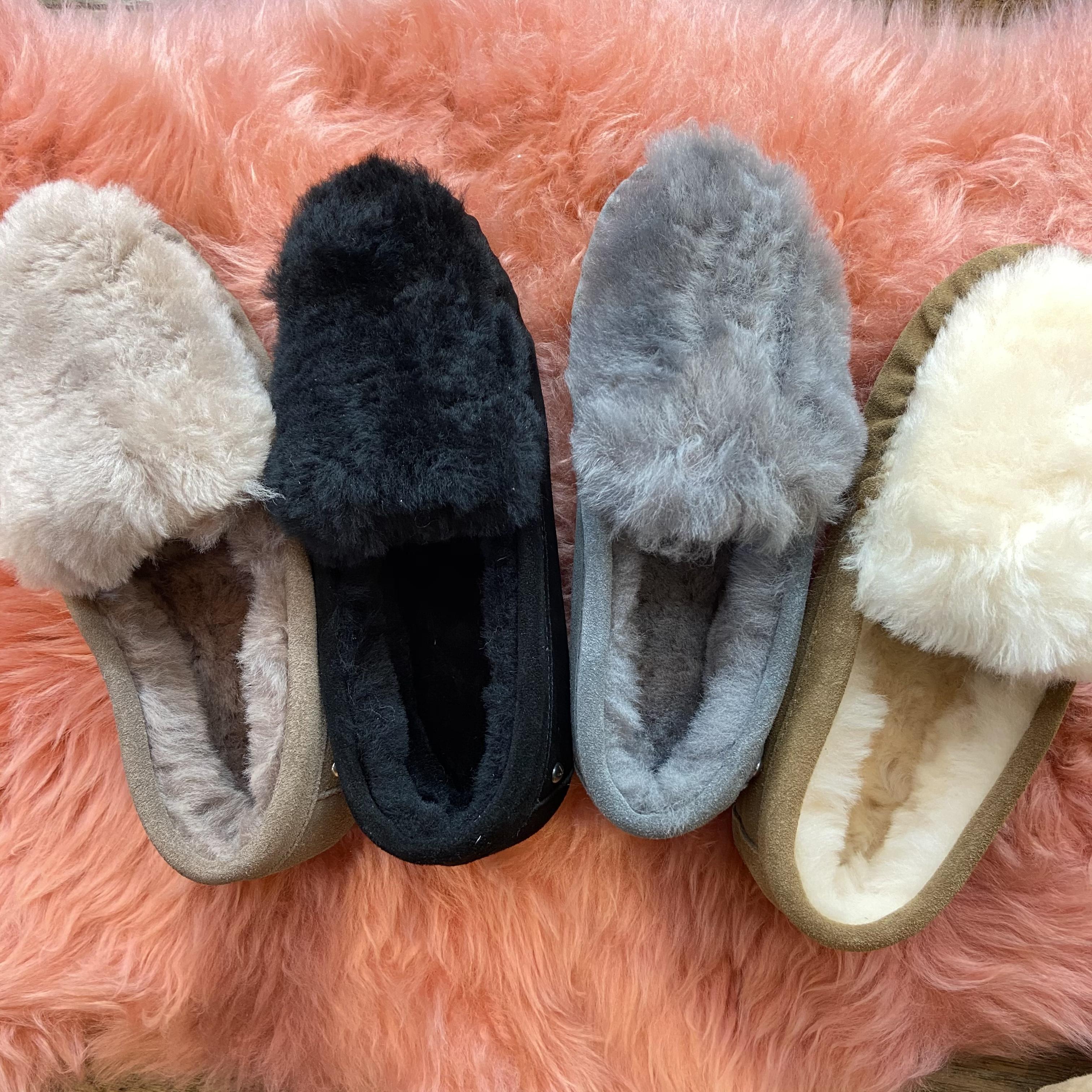 Emu Cairns reverse Fur. ケアンズ  リバース ファー