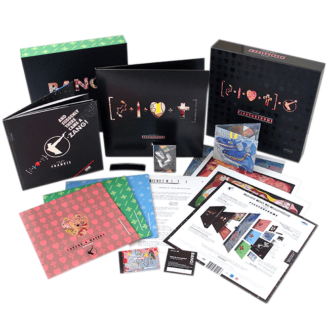 "Frankie Goes to Hollywood『""Inside the Pleasuredome"" Ultra-Deluxe Box Set』 - 画像1"