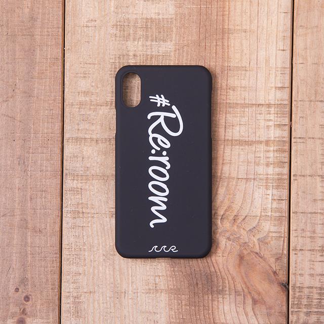 #Re:room LOGO iPhoneX CASE[REG066]