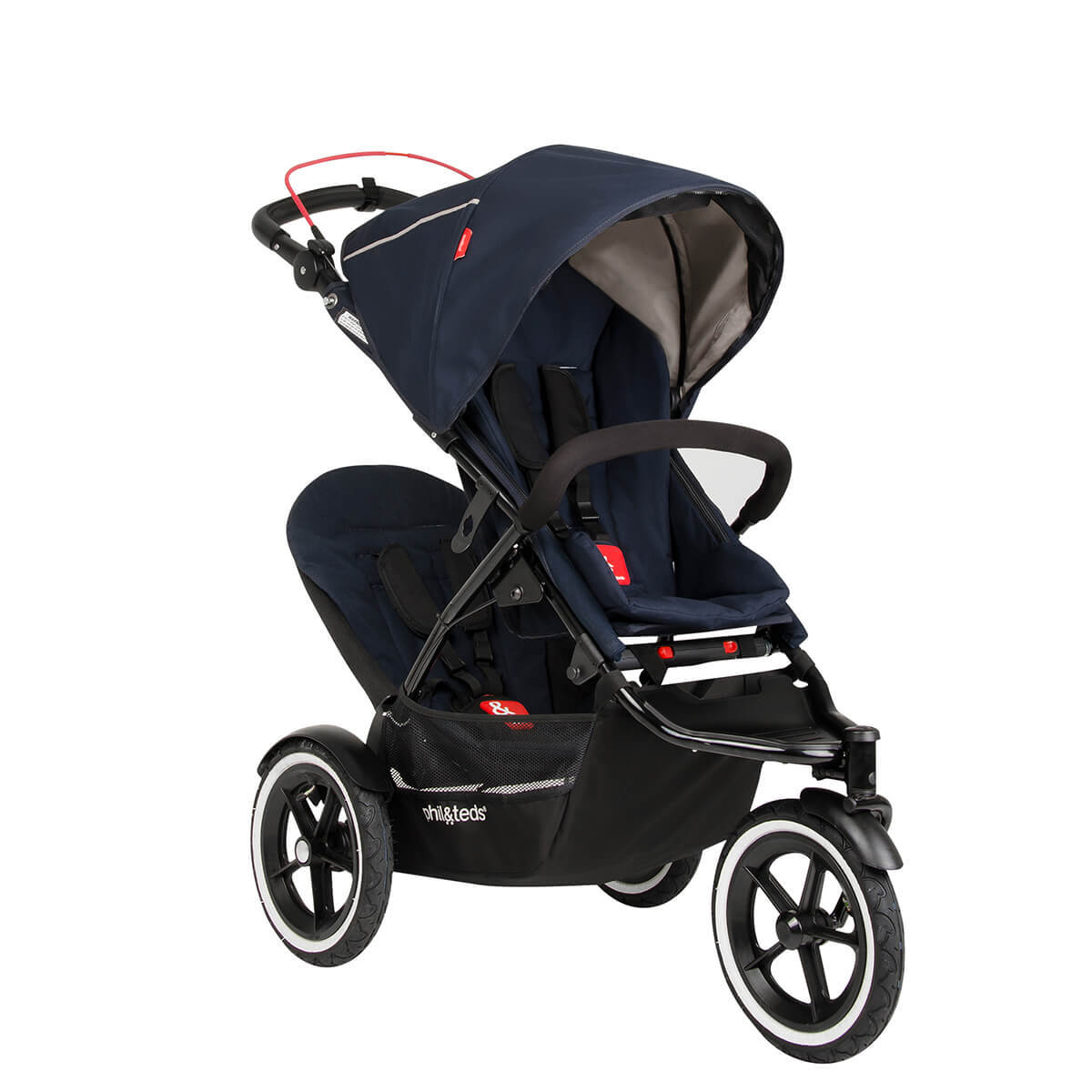 【40%OFF実施中】phil&teds sport buggy Midnight フィルアンドテッズ スポーツ
