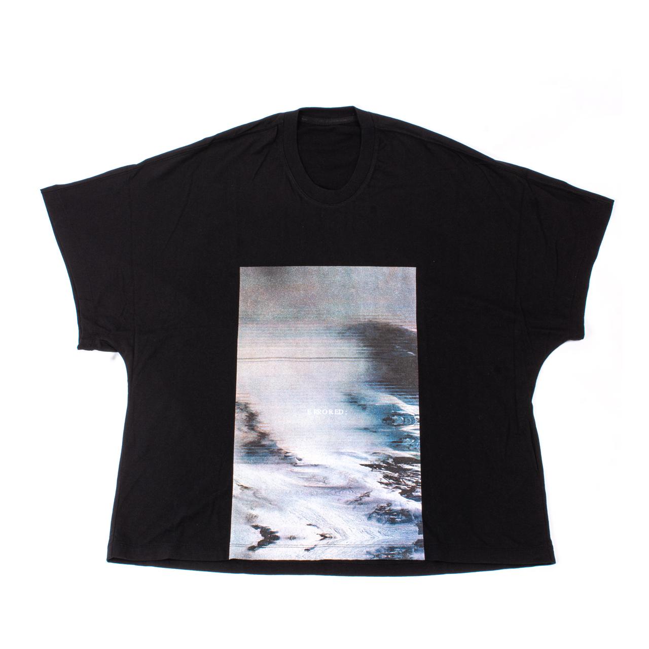 707CPM2-BLACK / アバランチプリントTシャツ