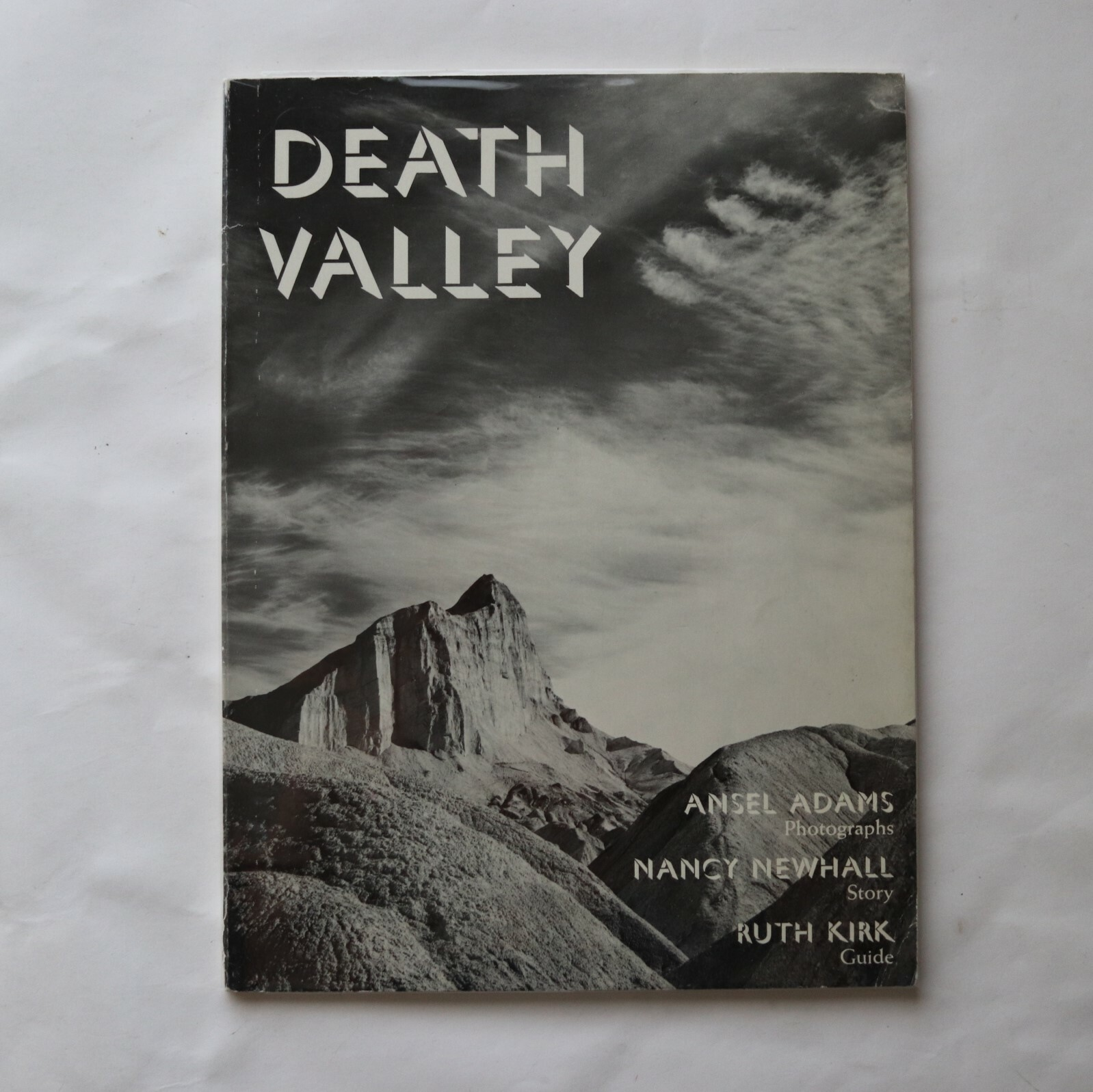 Death Valley / Ansel Adams , Nancy Newhall