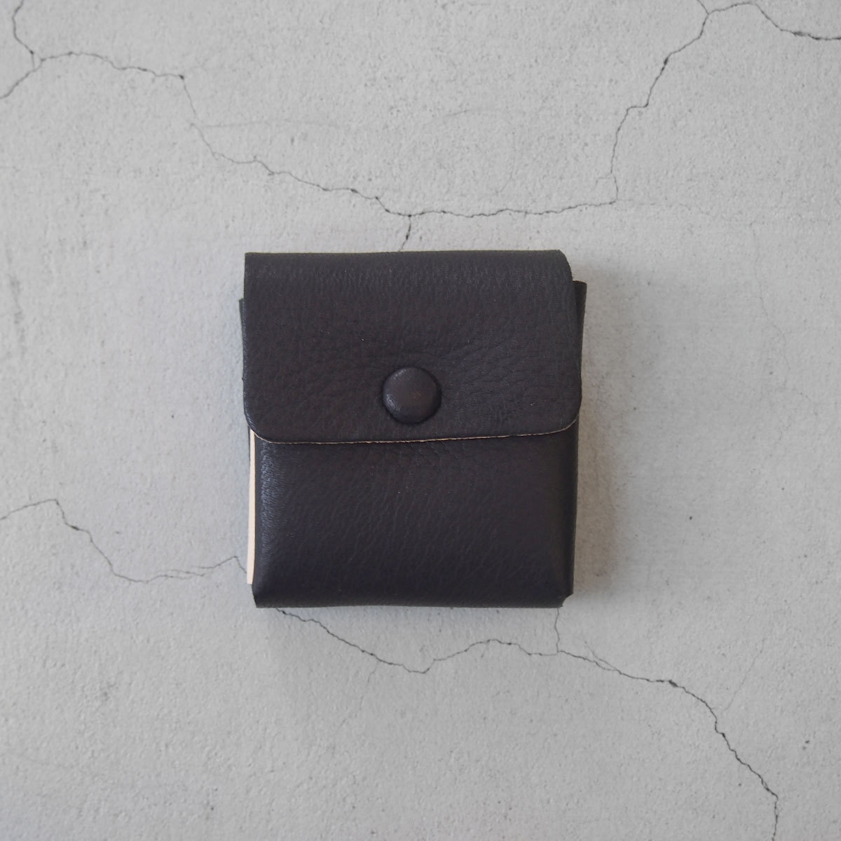 Aeta DEER COIN CASE BLACK