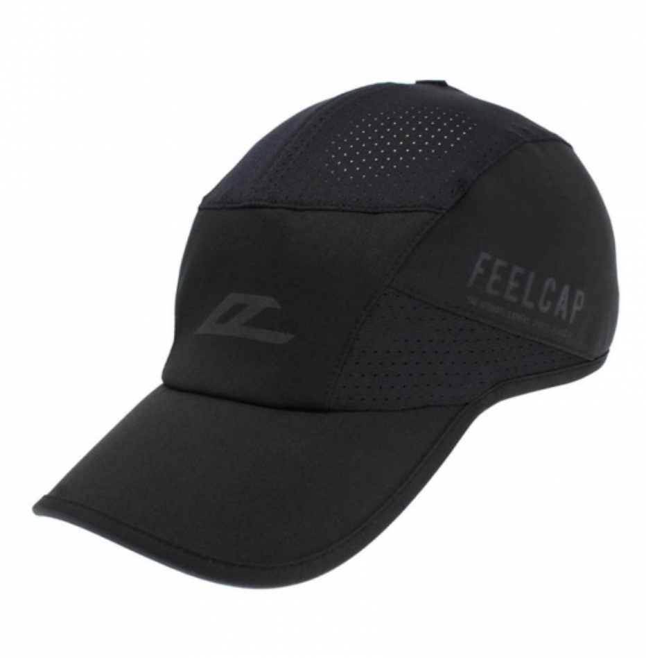 【FEELCAP】X-HIGH PERFORMANCE CAP 720 (X-BLACK) 001XBK