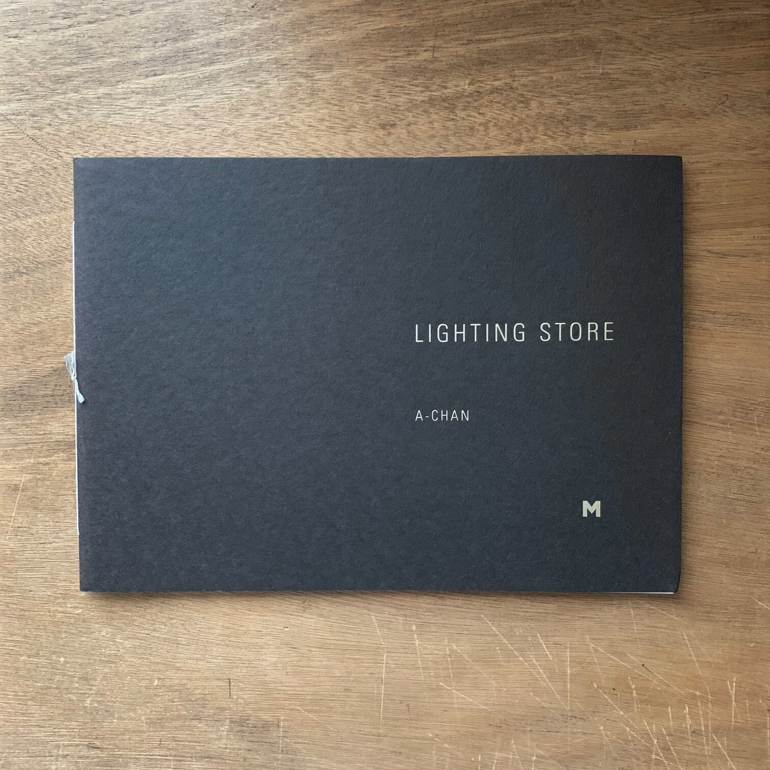 Lighting Store  /  A-Chan / MATCH &Company 2012