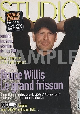 6001 STUDIO(フランス版)152・2000年1月・雑誌
