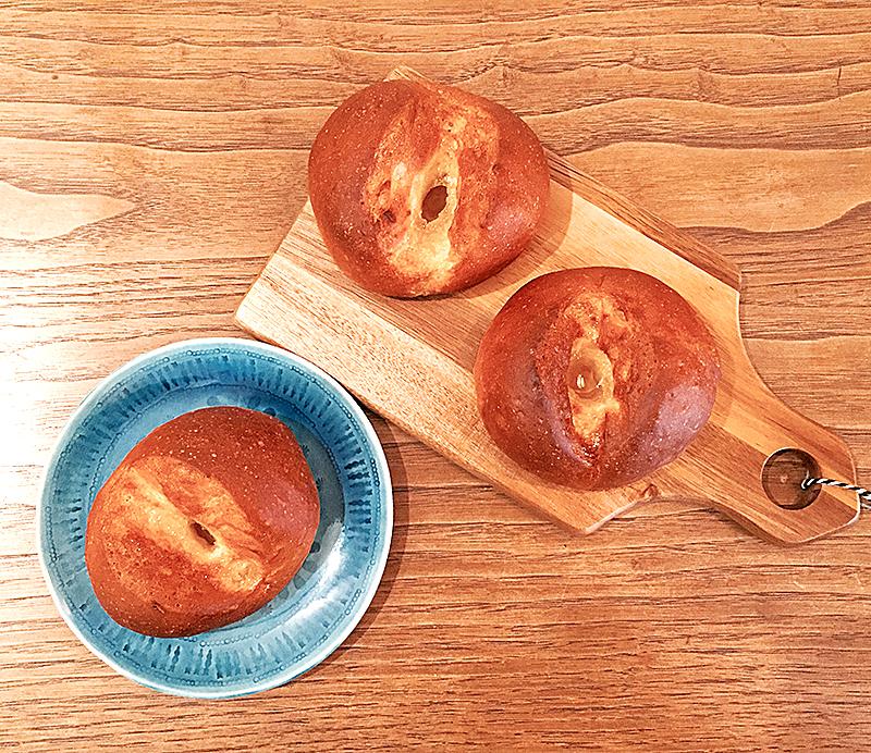 国産小麦 はちみつパン 3個セット