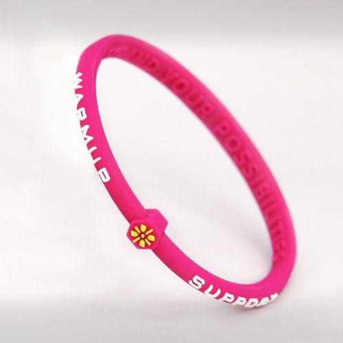 リバーシブルブレスレット Pink