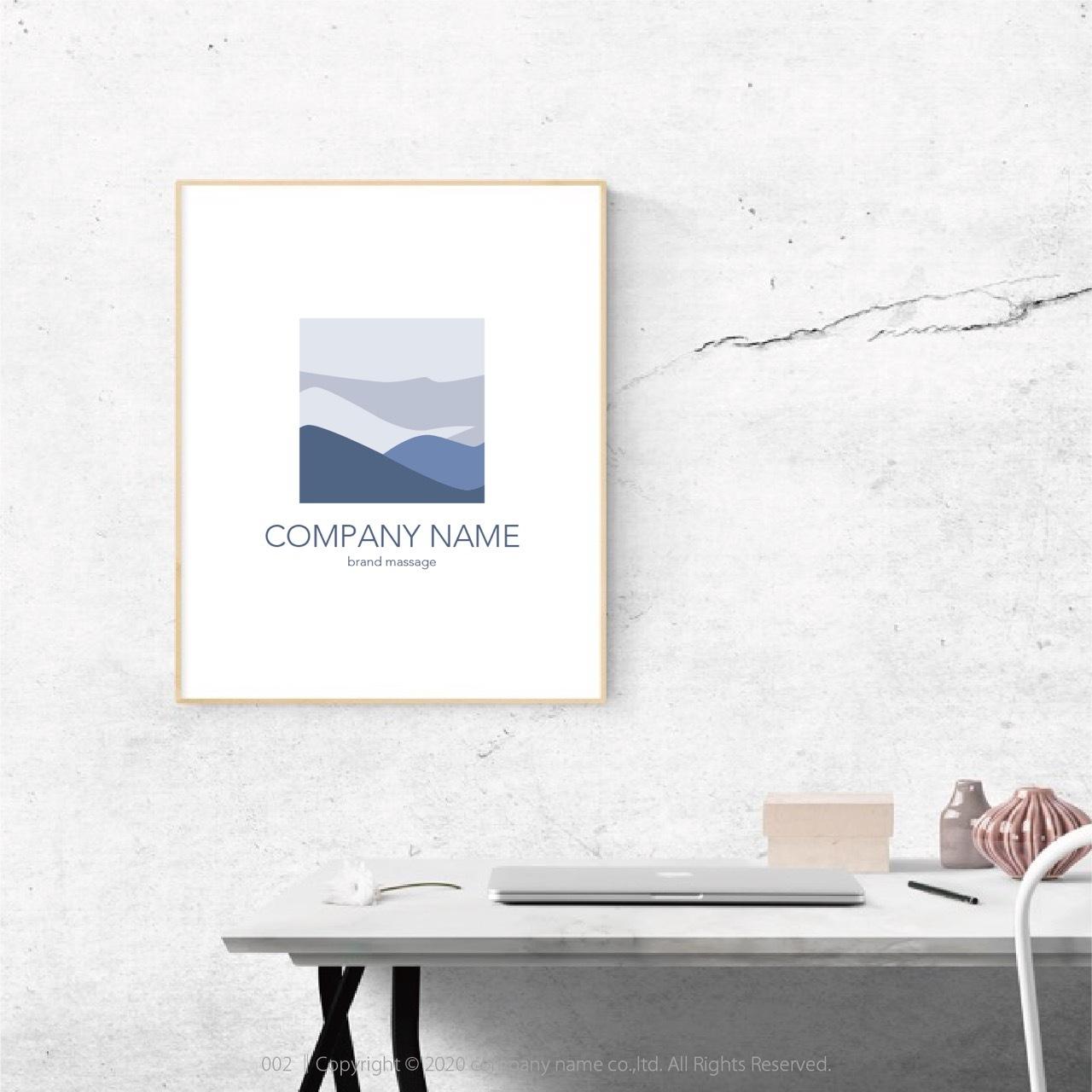 Brand Logo Mark :002