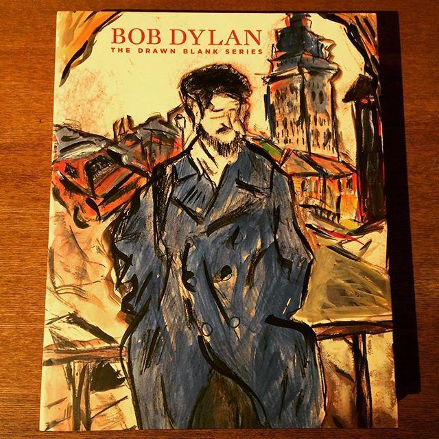 画集「The Drawn Blank Series/Bob Dylan」 - 画像1