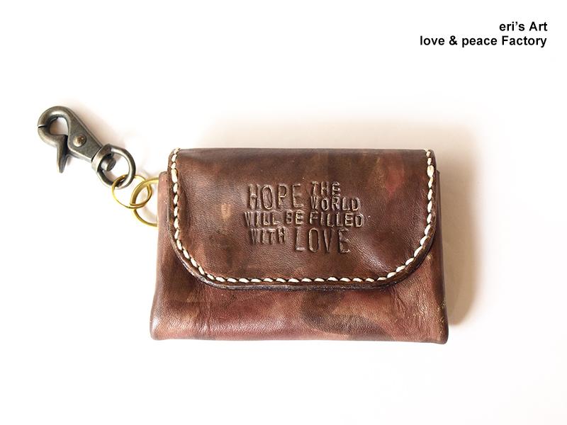 【サンプル品SALE】 コンパクト財布 LE-1160