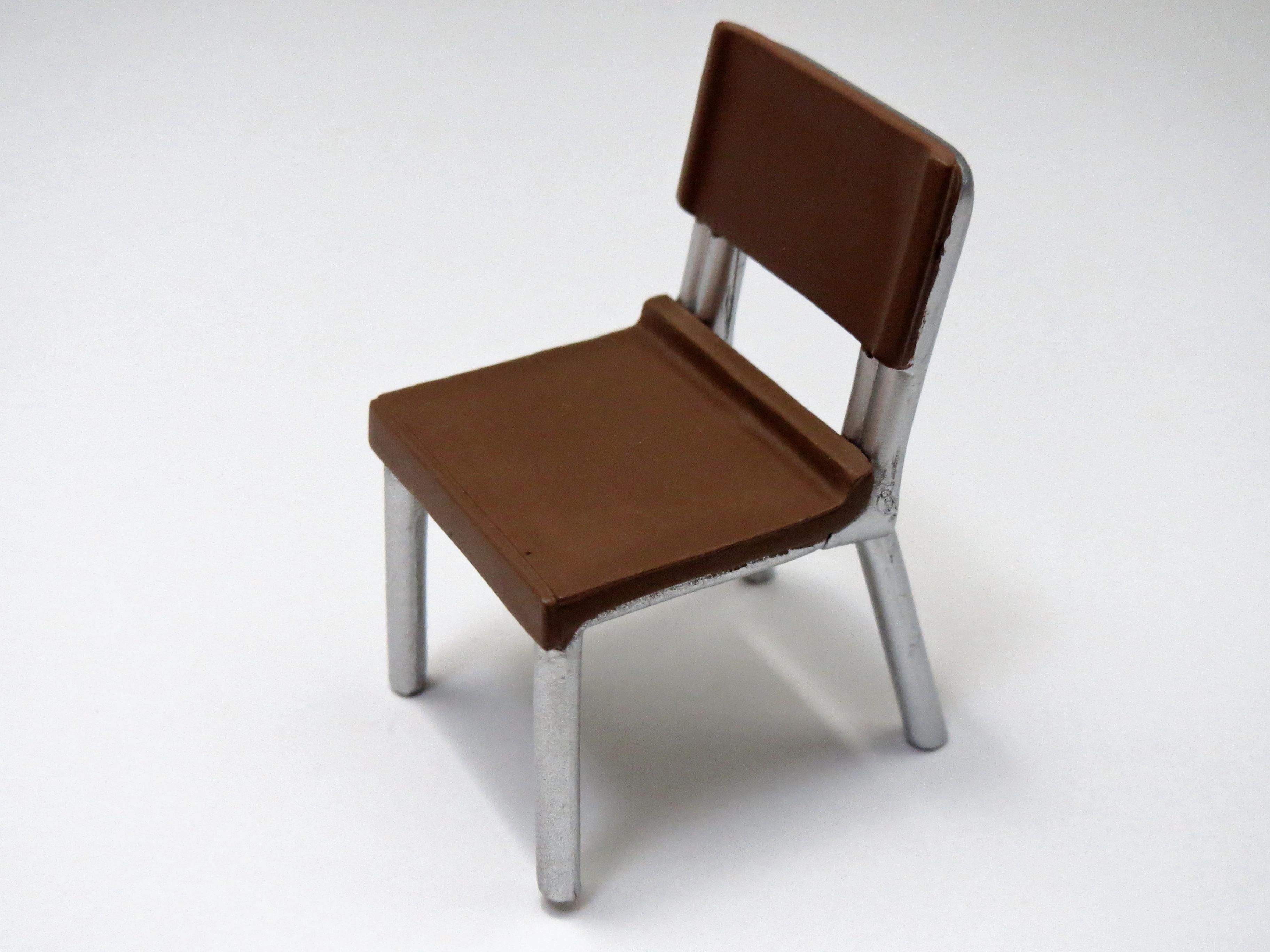 【028】 柊かがみ 小物パーツ 椅子 ねんどろいど