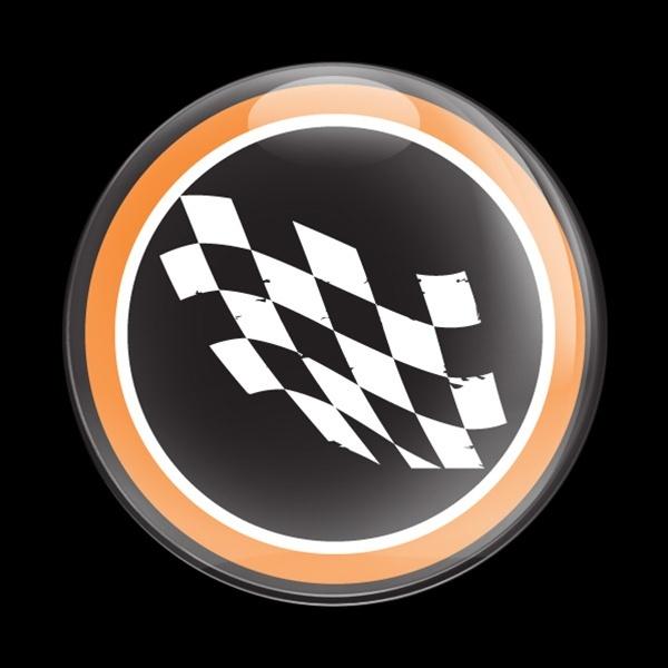 ゴーバッジ(ドーム)(CD0140 - FAST 10) - 画像1