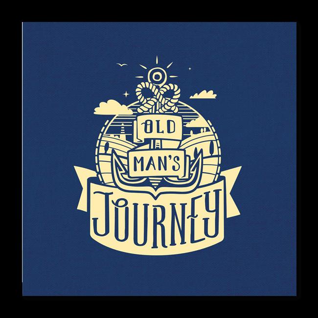 "OLD MAN'S JOURNEY - 2XLP 10"" VINYL SOUNDTRACK / iam8bit"