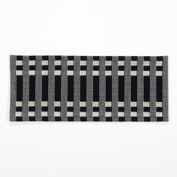 JOHANNA GULLICHSEN Puzzle Mat 1 Tithonus Black