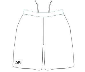 D026 STANDARD Practice Pants WHT