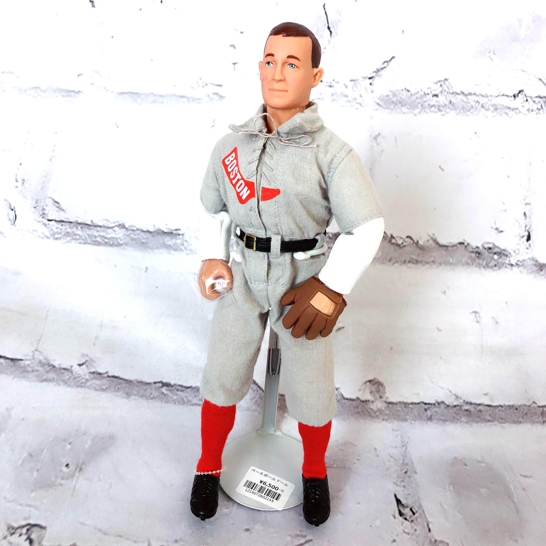品番2145-3 ベースボールドール MLB  Boston Red Sox(ボストン レッドソックス) 野球 Baseball