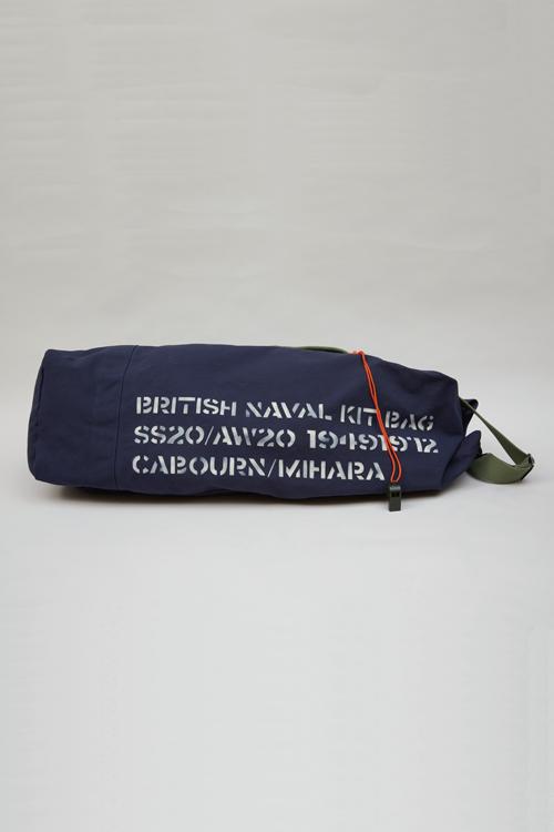 Nigel Cabourn x Maison MIHARA YASUHIRO キットバッグ / KIT BAG