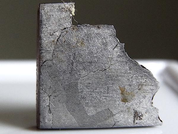 隕石 】鉄隕石 カンポ デル シエ...
