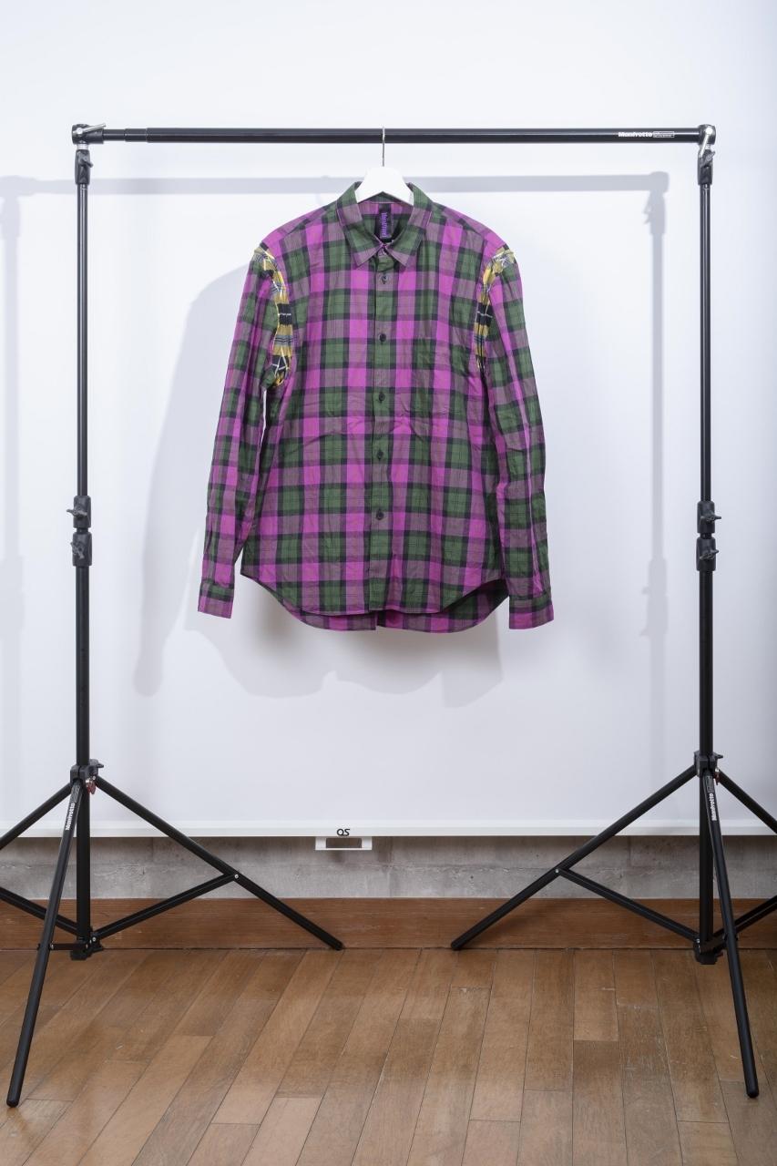 BHS-3 チェックシャツ③