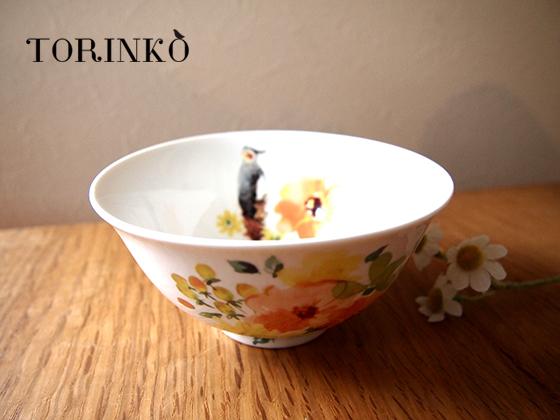 オカメインコ ノーマル 飯碗 お茶椀