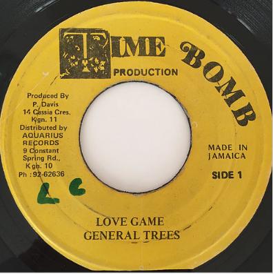 General Trees(ジェネラルトゥリーズ) - Love Game 【7'】