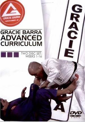 グレイシー・バッハ アドバンスド カリキュラム (上級編) Gracie Barra Advanced Curriculum