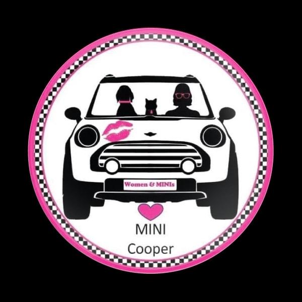 ゴーバッジ(ドーム)(CD1102 - CLUB WOMEN AND MINIS 02) - 画像1