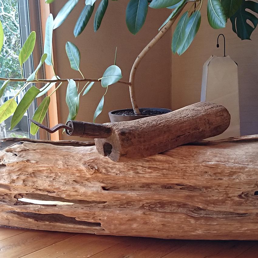 木製ディスプレイA