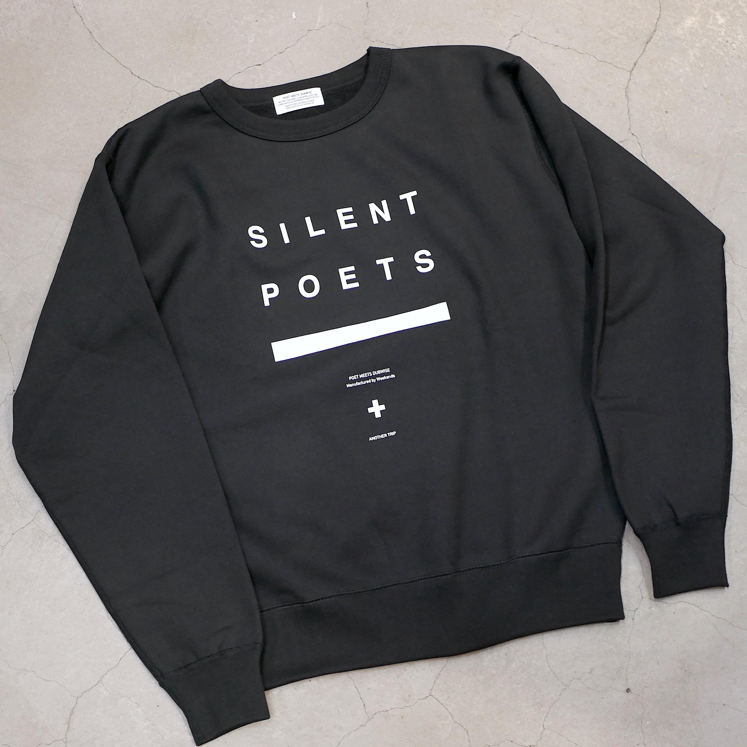 SILENT POETS / SWEAT SHIRTS(SILENT POETS)