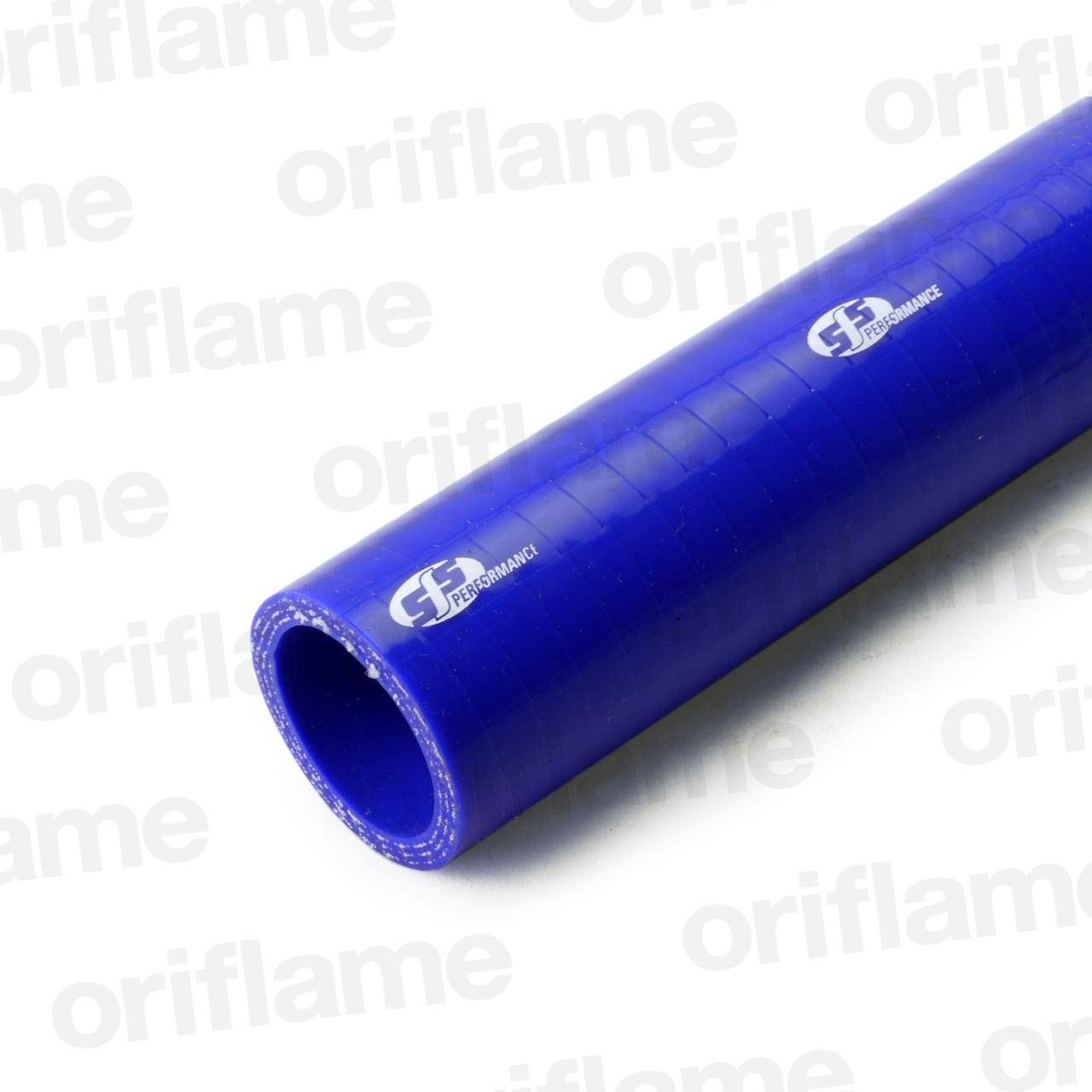 ストレートホース・内径32mm・ブルー