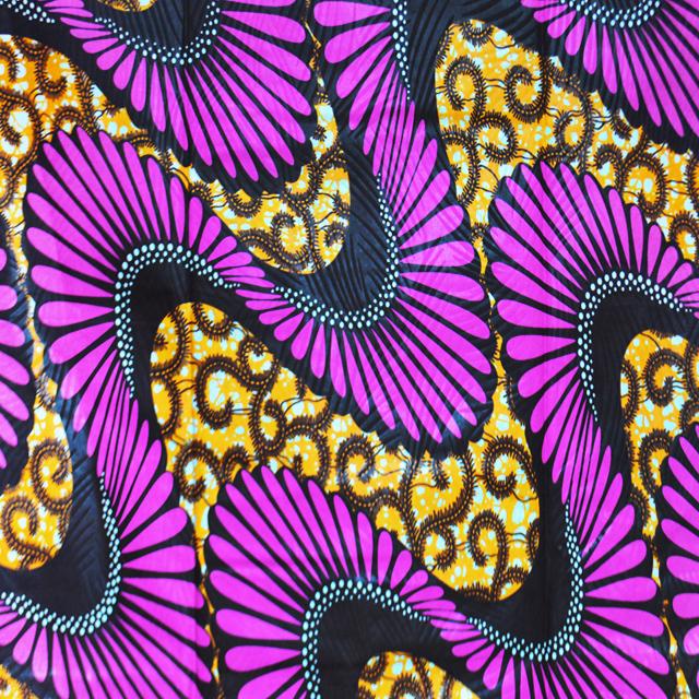アフリカ布1ヤード(9)