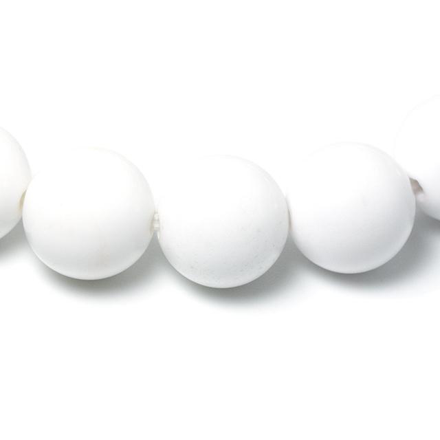 ホワイトオニキス 10mm パワーストーンブレスレット