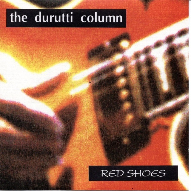 【CD・伊盤】Durutti Column / RED SHOES