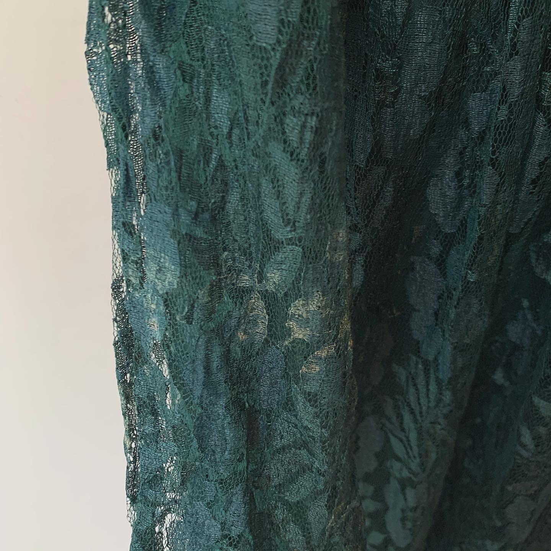 vintage lace onepiece