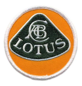ロータス・ACBC・ロゴ・ワッペン