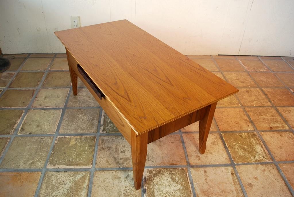 チーク1drカフェテーブル