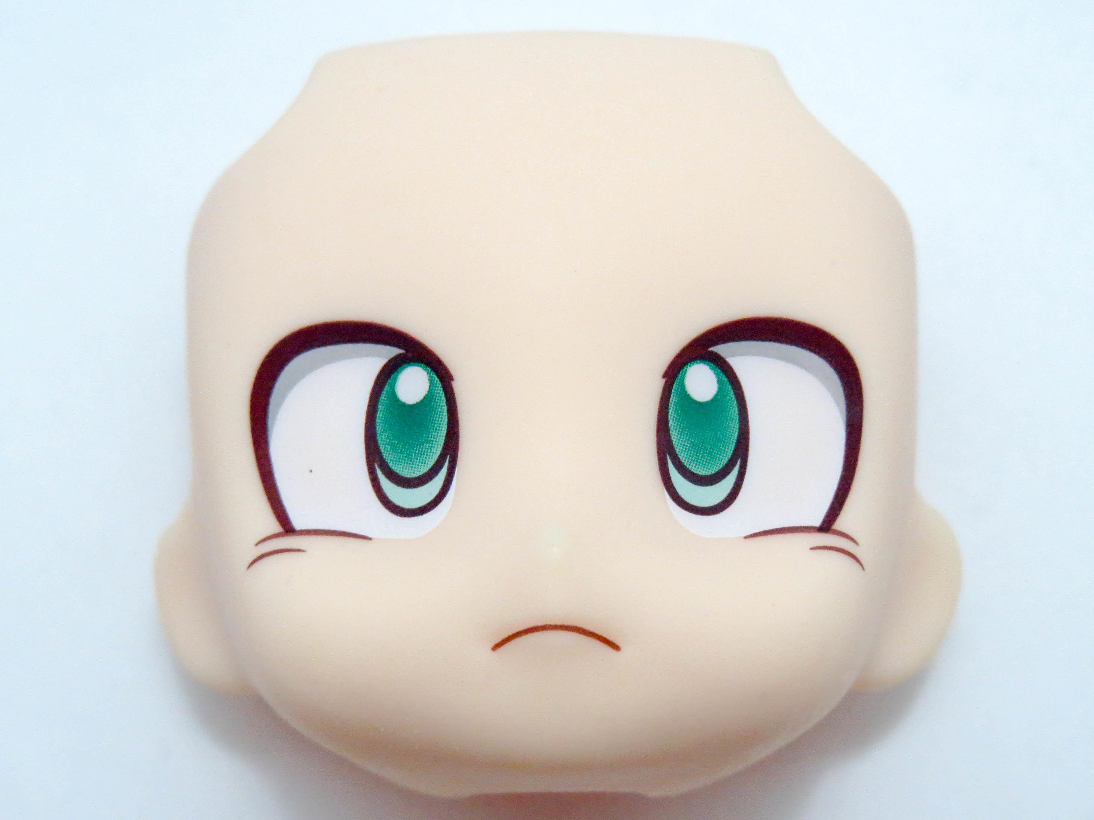 【SALE】【685】 ロックマンX 顔パーツ 普通 ねんどろいど