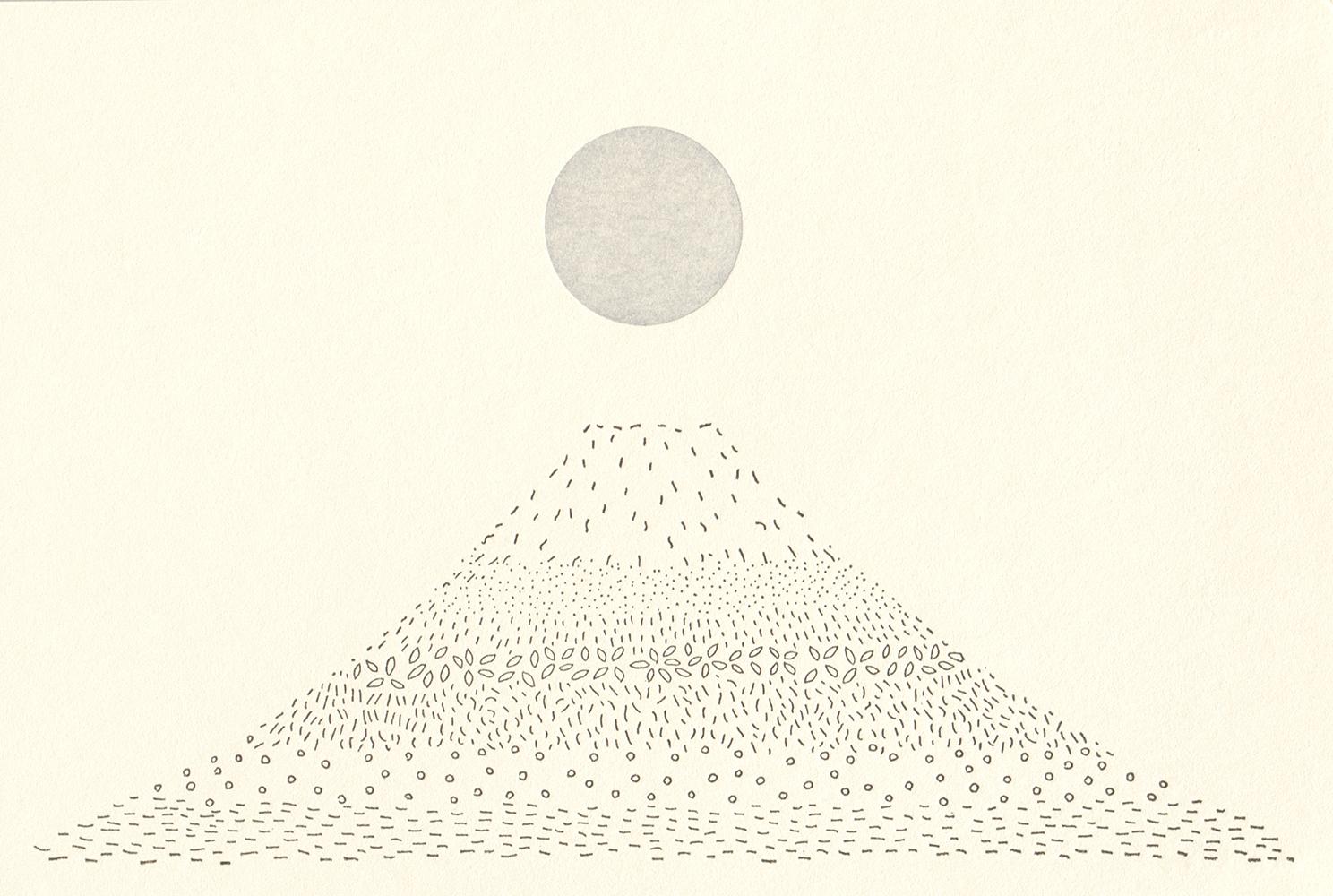 fuji銀月/しゅんしゅんポストカード