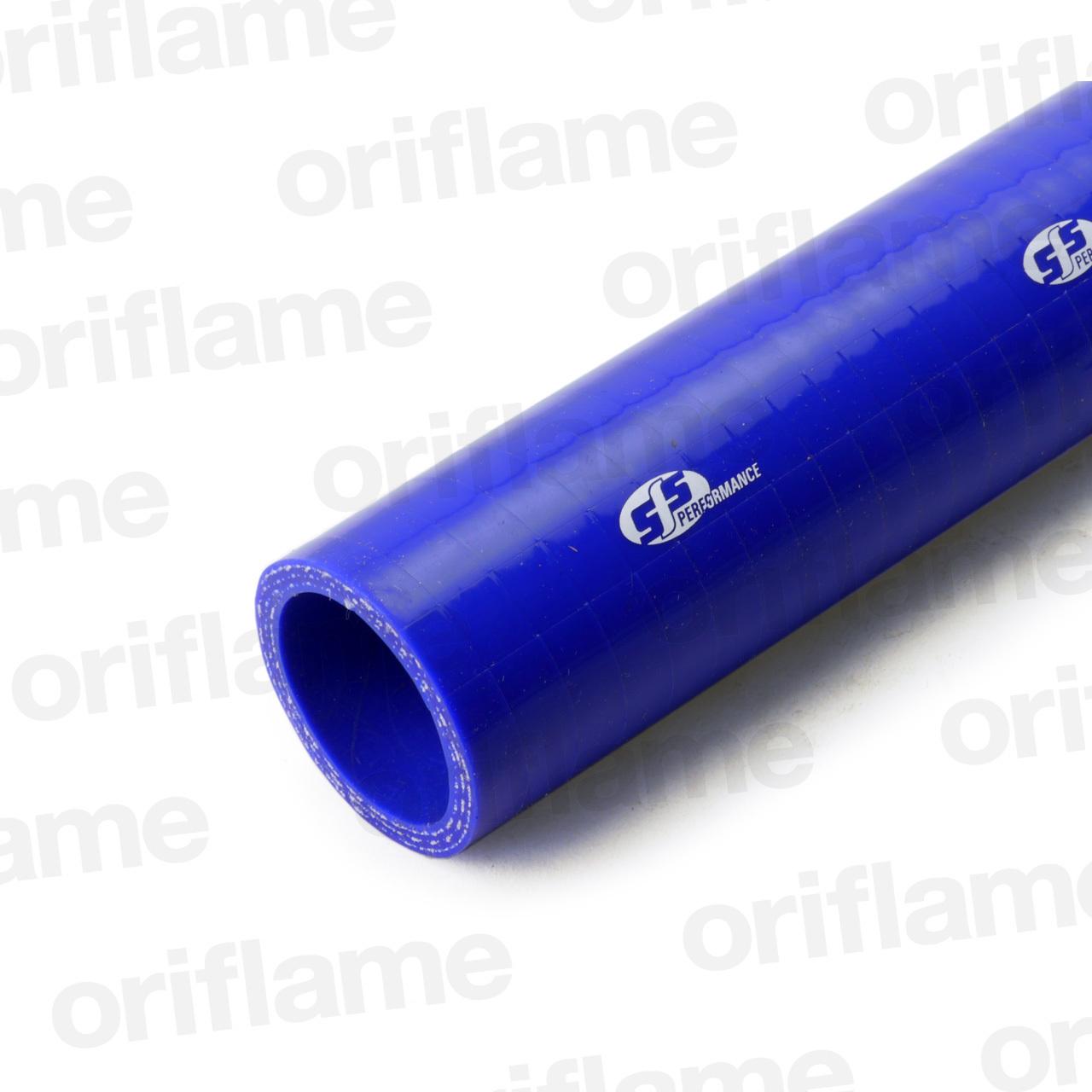 ストレートホース・内径35mm・ブルー