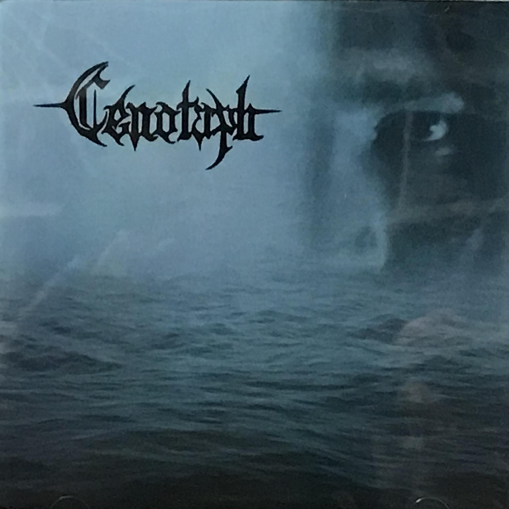 "CENOTAPH ""Riding Our Black Oceans"""