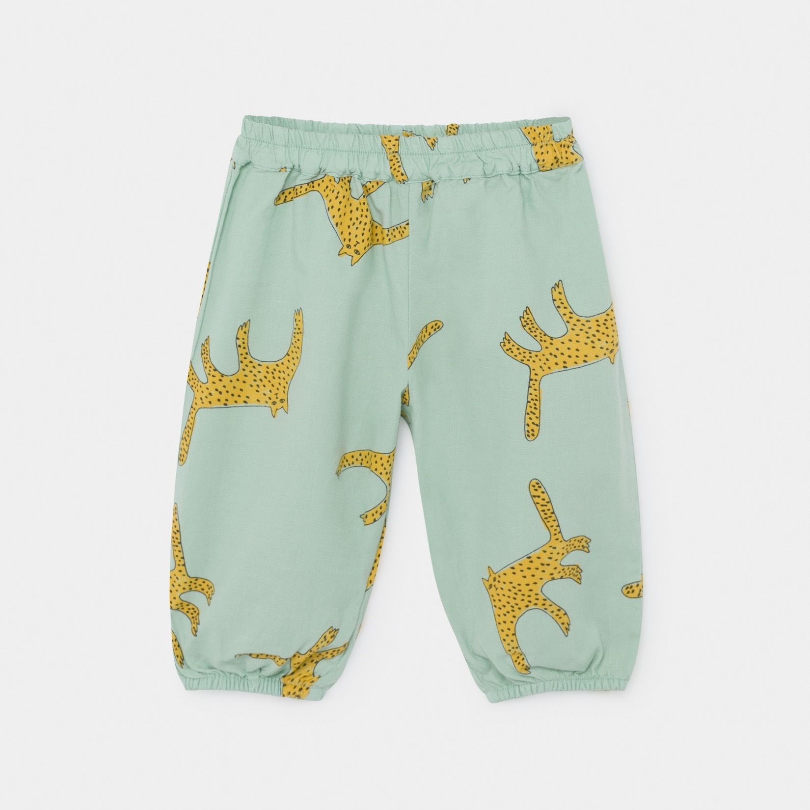 《BOBO CHOSES 2020SS》Leopard Baggy Trousers / 6-36M