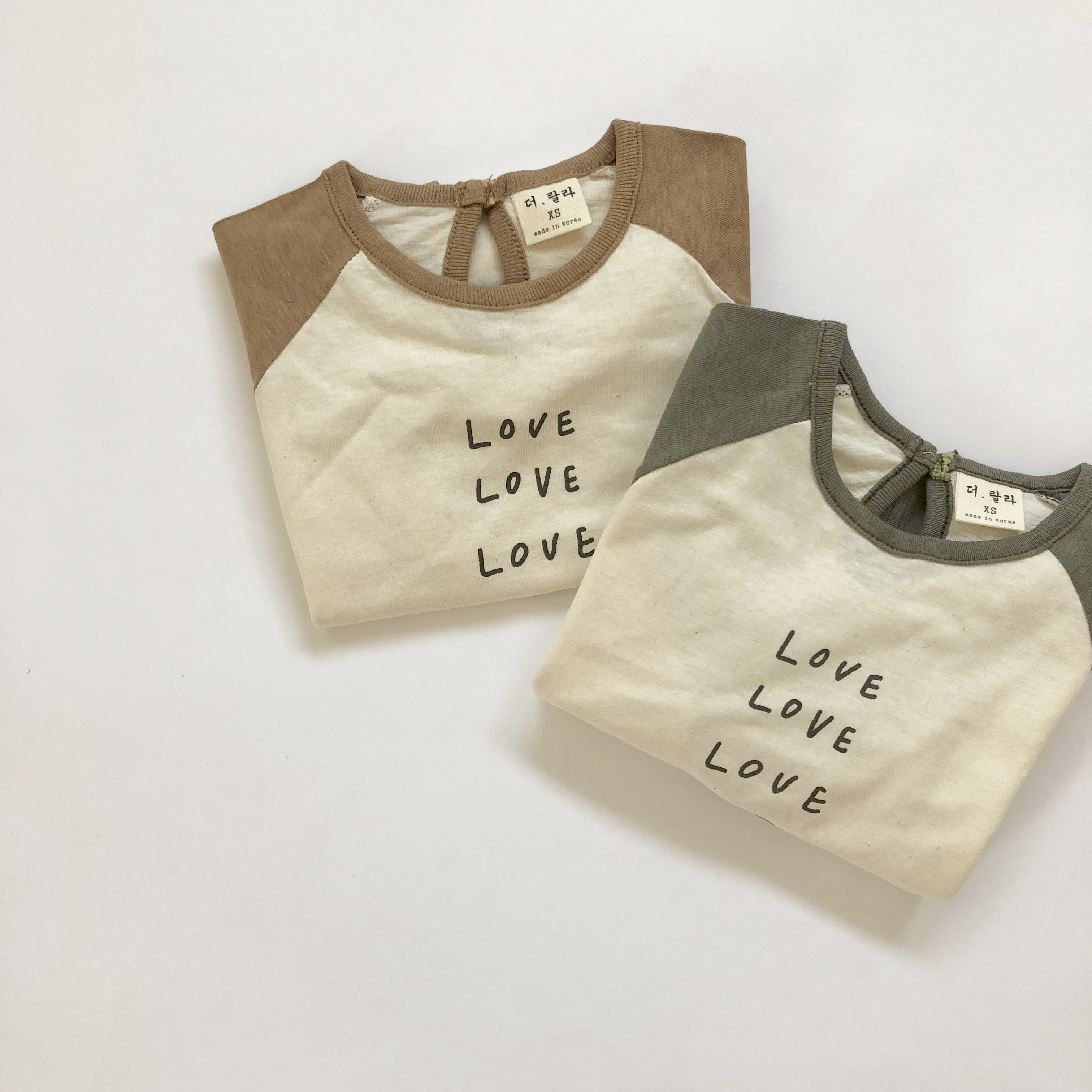 〈 188 〉love smile rompers