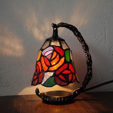 ステンド ベル ランプ